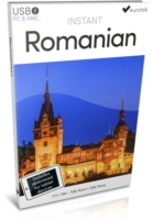 Instant Romanian, USB Course for Beginners (Instant USB)