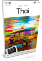Instant Thai, USB Course for Beginners (Instant USB)