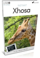 Instant Xhosa, USB Course for Beginners (Instant USB)