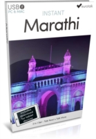 Instant Marathi, USB Course for Beginners (Instant USB)