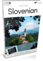 Instant Slovenian, USB Course for Beginners (Instant USB)
