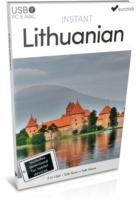 Instant Lithuanian, USB Course for Beginners (Instant USB)