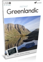 Instant Greenlandic, USB Course for Beginners (Instant USB)