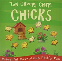 Ten Cheepy, Chirpy Chicks
