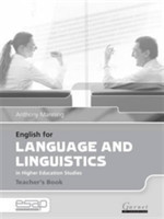 English for Language and Linguistics Teacher Book