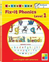Fix-it Phonics Learn English with Letterland