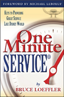 One Minute serviceR Keys to Providing Great Service Like Disney World