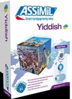 Yiddish with Ease Super Pack (Livre + 4 CD Audio + 1 CD MP3)