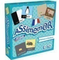 Assimemor, Animaux & Couleur (Kinderspiel)