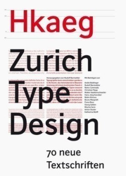Hkaeg Zurich Type Design