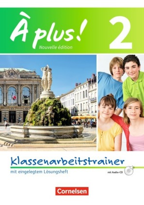 Klassenarbeitstrainer, m. Audio-CD