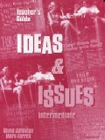 Ideas and Issues NEW Intermediate Teacher's Book
