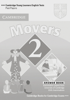 Cambridge Movers, New edition, Bd. 2, Answer Booklet