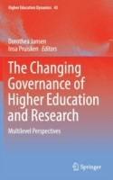 The Changing Governance of Higher Education and Research