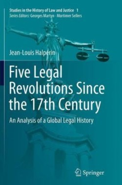 Five Legal Revolutions Since the 17th Century