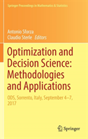 Optimization and Decision Science: Methodologies and Applications ODS, Sorrento, Italy, September 4-7, 2017