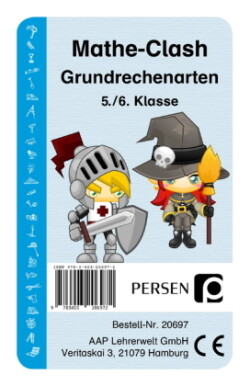 Mathe-Clash: Grundrechenarten