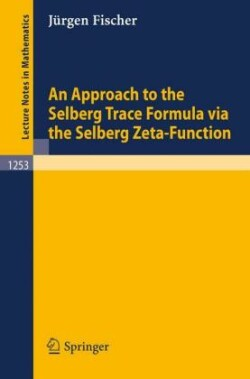 Approach to the Selberg Trace Formula via the Selberg Zeta-Function