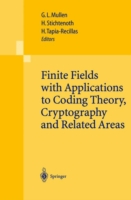 Finite Fields with Applications to Coding Theory, Cryptography and Related Areas