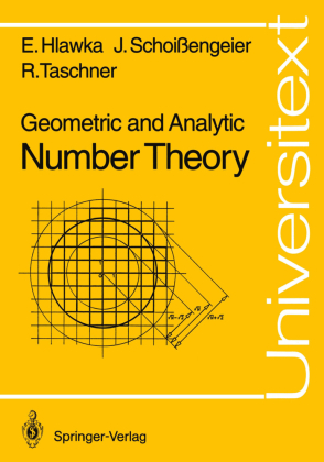 Geometric and Analytic Number Theory