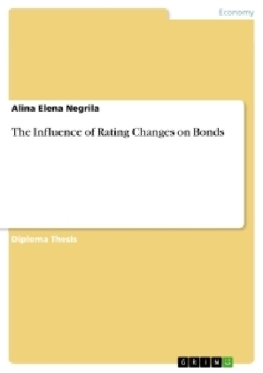Influence of Rating Changes on Bonds