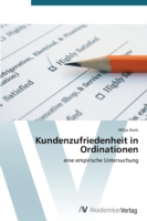 Kundenzufriedenheit in Ordinationen