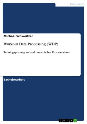 Workout Data Processing (WDP)