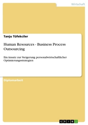 Human Resources - Business Process Outsourcing