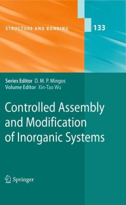 Controlled Assembly and Modification of Inorganic Systems