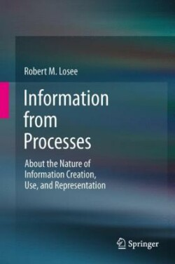 Information from Processes About the Nature of Information Creation, Use, and Representation