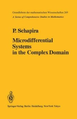 Microdifferential Systems in the Complex Domain