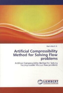 Artificial Compressibility Method for Solving Flow problems