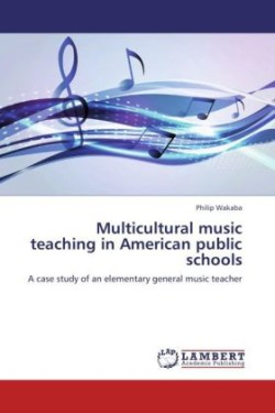 Multicultural music teaching in American public schools