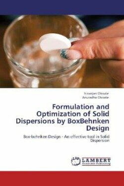 Formulation and Optimization of Solid Dispersions by Boxbehnken Design