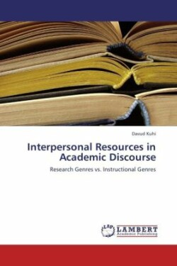 Interpersonal Resources in Academic Discourse