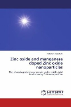 Zinc oxide and manganese doped Zinc oxide nanoparticles