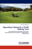 Operations Research a Profit Making Tool