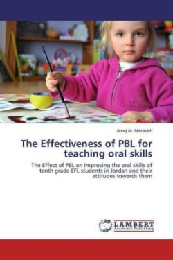 Effectiveness of Pbl for Teaching Oral Skills