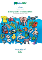 BABADADA, Kurdish Sorani (in arabic script) - Babysprache (Scherzartikel), visual dictionary (in arabic script) - baba