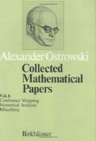 Collected Mathematical Papers Vol. 6