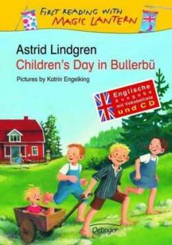 Children's Day in Bullerbü, w. Audio-CD