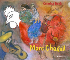 Marc Chagall: Coloring Book