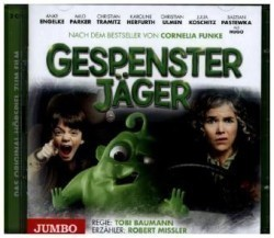 Gespensterjäger, 2 Audio-CDs
