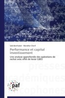 Performance Et Capital Investissement