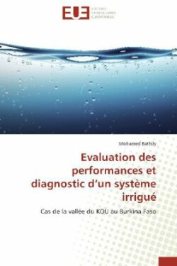 Evaluation des performances et diagnostic d un système irrigué