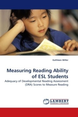 Measuring Reading Ability of ESL Students