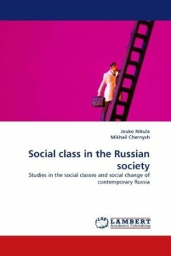 Social class in the Russian society