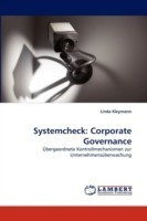 Systemcheck: Corporate Governance
