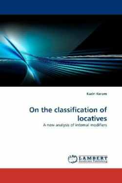 On the Classification of Locatives