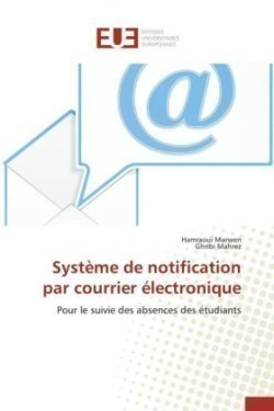 Syst me de Notification Par Courrier  lectronique